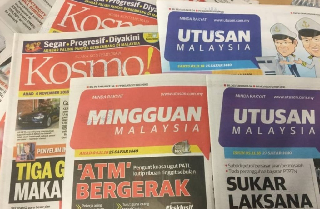 Utusan Group