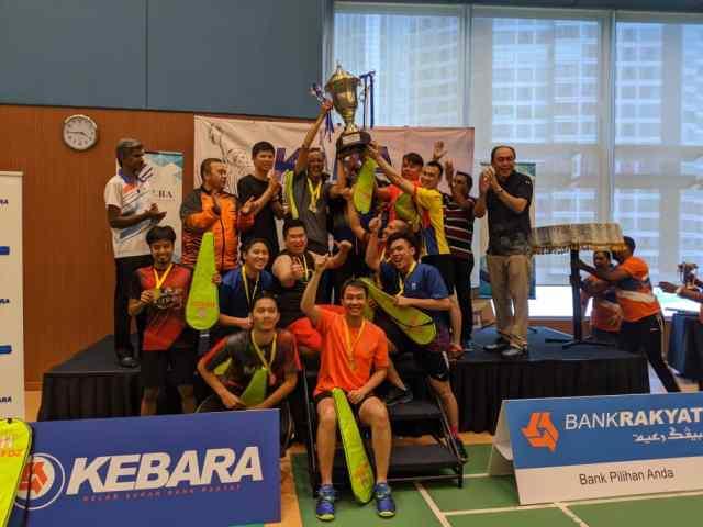 KLBA President's Cup