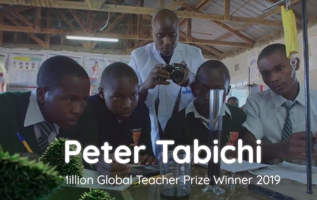 Peter Tabichi