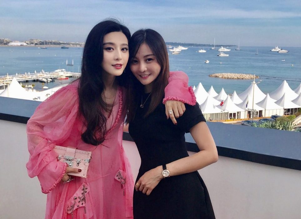 Jersey Chong and Fan Bingbing