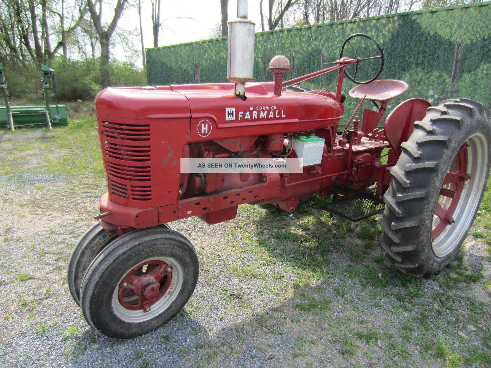 farmall_tractor_model_h_1942_1_lgw?resize\\\\\\\=665%2C499 farmall h wiring harness farmall h throttle linkage \u2022 wiring Chevy Engine Wiring Harness at bakdesigns.co