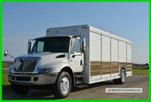 2006 International 4300 Propane Truck