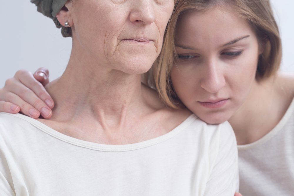 Breast Cancer Diagnosis Means Your Mom Needs Your Help