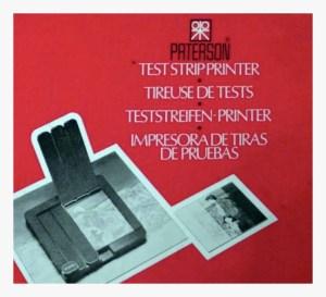 Test strip maker