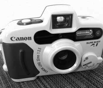 Canon Sureshot A1