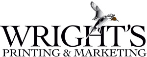 Wrights Printing and Marketing logo
