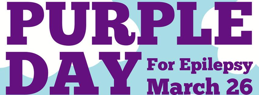 Purple Day #purpleday - Support Campaign