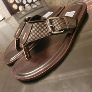 Palm Slippers for Guys