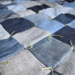 Old Jeans -New Denim Quilt