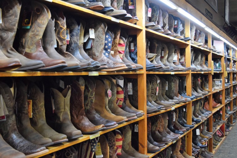 Cowboy Boots at F.M. Light & Sons