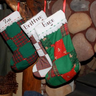 Those Christmas Stockings