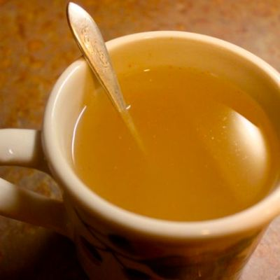 Home Remedy: Sore Throat Tea