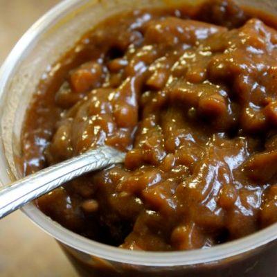 Those Potluck Boston Baked Beans