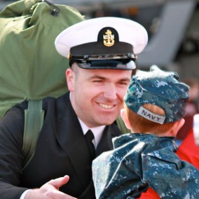 Welcome Home, Sailor!