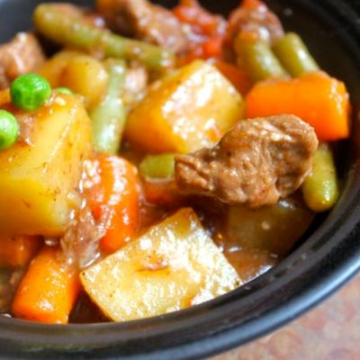 Stormy Day Cooking: Crock Pot (or not) Beef Stew