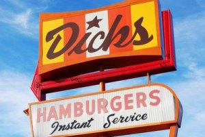 dicks drive in, Seattle, WA