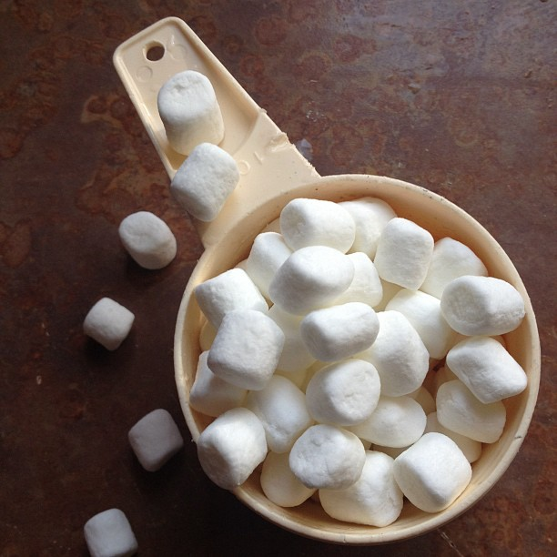 southern cola cake marshmallows 1