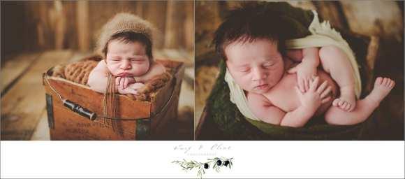 baby, bonnet, newborn session Madison, WI