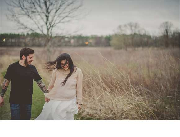 happy couples, outdoor engagement sessions, tattoo's and twig and olive photography