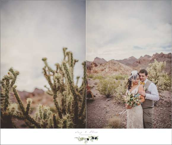 Desert Wedding Nevada