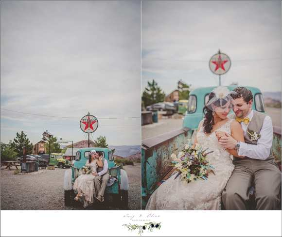 Nelson Ghost Town Photography Wedding