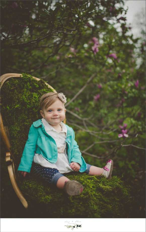 1 year old session, Madison mini, toddlers, outdoors, rustic, vintage, greenery, purple flowers, hair flowers, head bands, green jackets, little dresses, Twig and Olive toddlers, Dane county families, love life, TOP