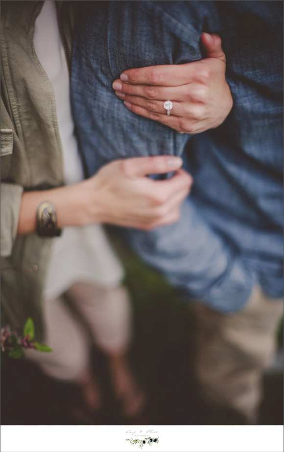 rings, engagement sessions, hold each other close, details, Twig and Olive memories