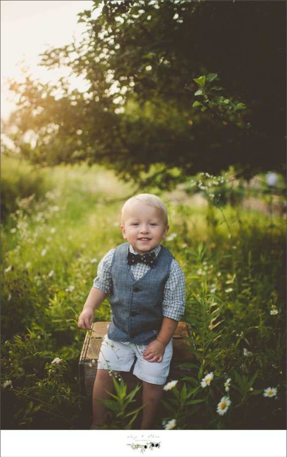 toddler sessions, bow tie, vest, outdoor sessions, little ham