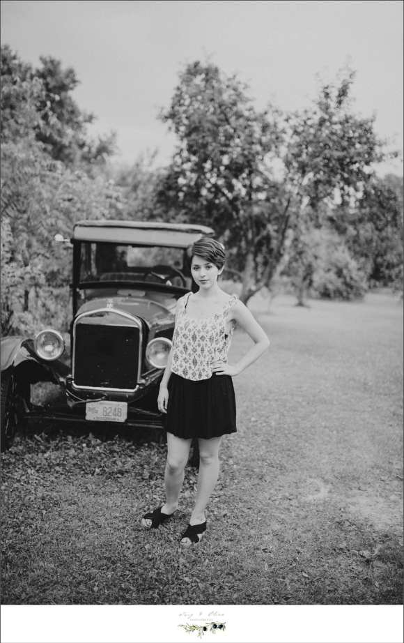 sweet ride, Sun Prairie seniors, black and white images, skirts, blouses, Sun Prairie High School Seniors, Class 2016