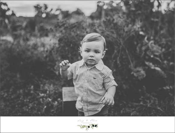 black and white classic image of toddler