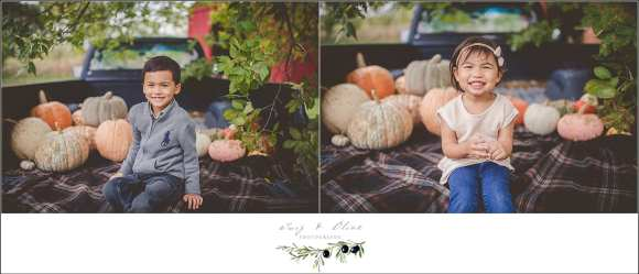 fall family sessions in wisconsin