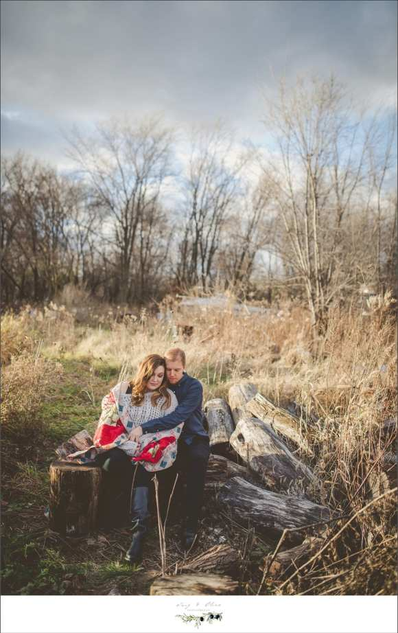 Dane county engagement session