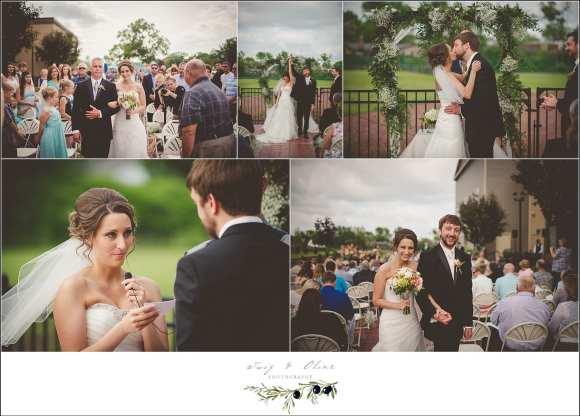 neenah wi wedding ceremony
