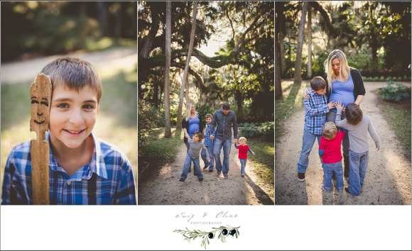 family session st. augustine