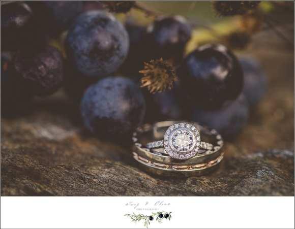 vintage inspired wedding ring