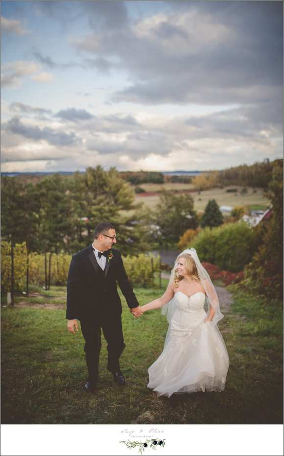 wedding at black star farms