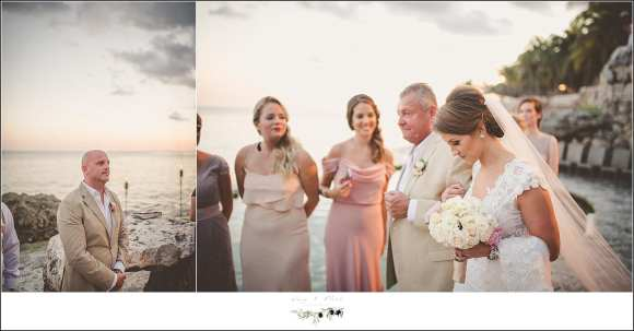 caret park wedding ceremony in mexico