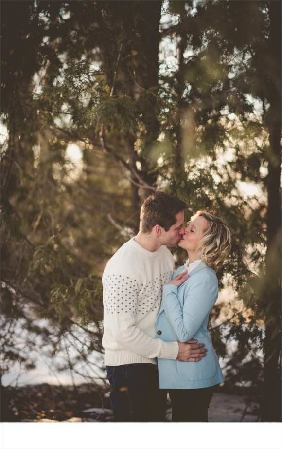 wisconsin engagement sessions