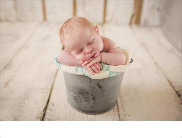 ice bucket baby