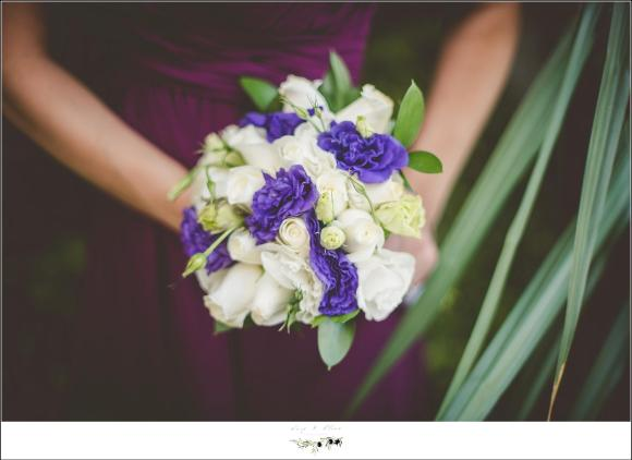 bouquet for destination wedding