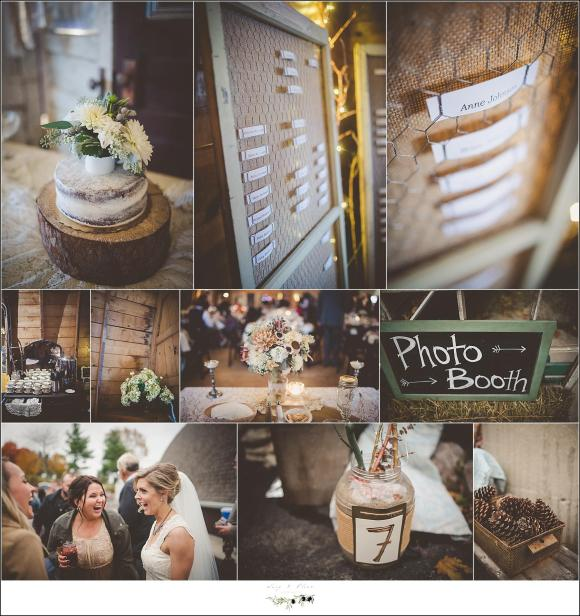vintage cream and lace wedding details