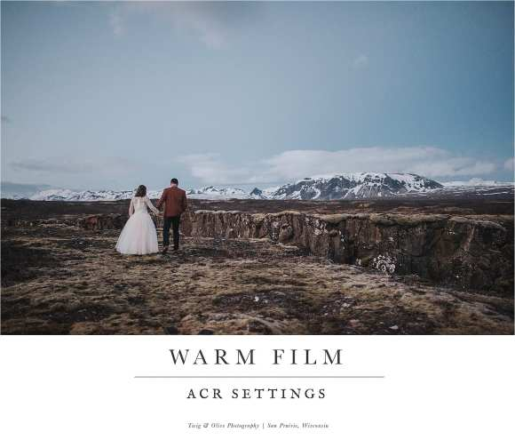 Warm Film Photoshop Actions and Lightroom Presets