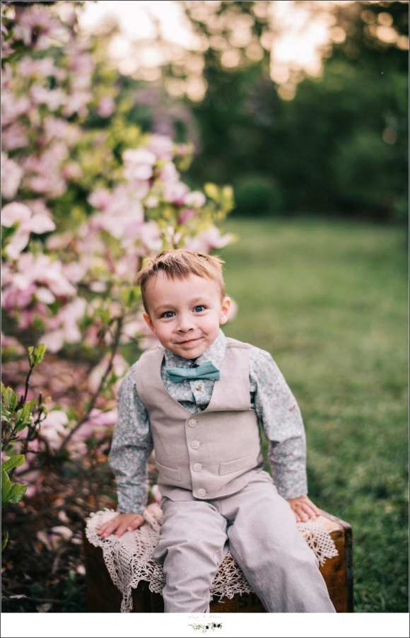 sharp dressed little man