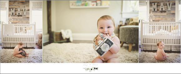 photogenic baby