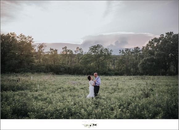 sunset madison wi wedding