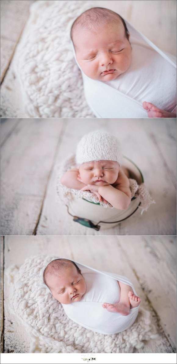 Newborn photography session Sun Prairie Wisconsin