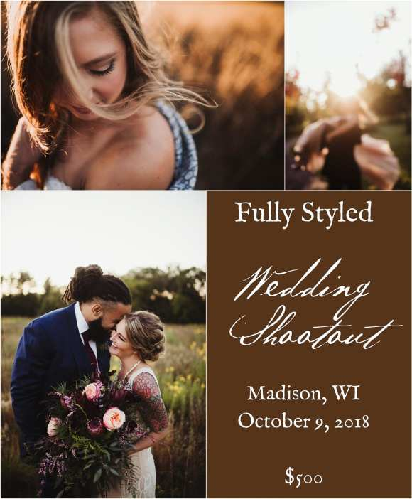 Wedding Workshops 2018