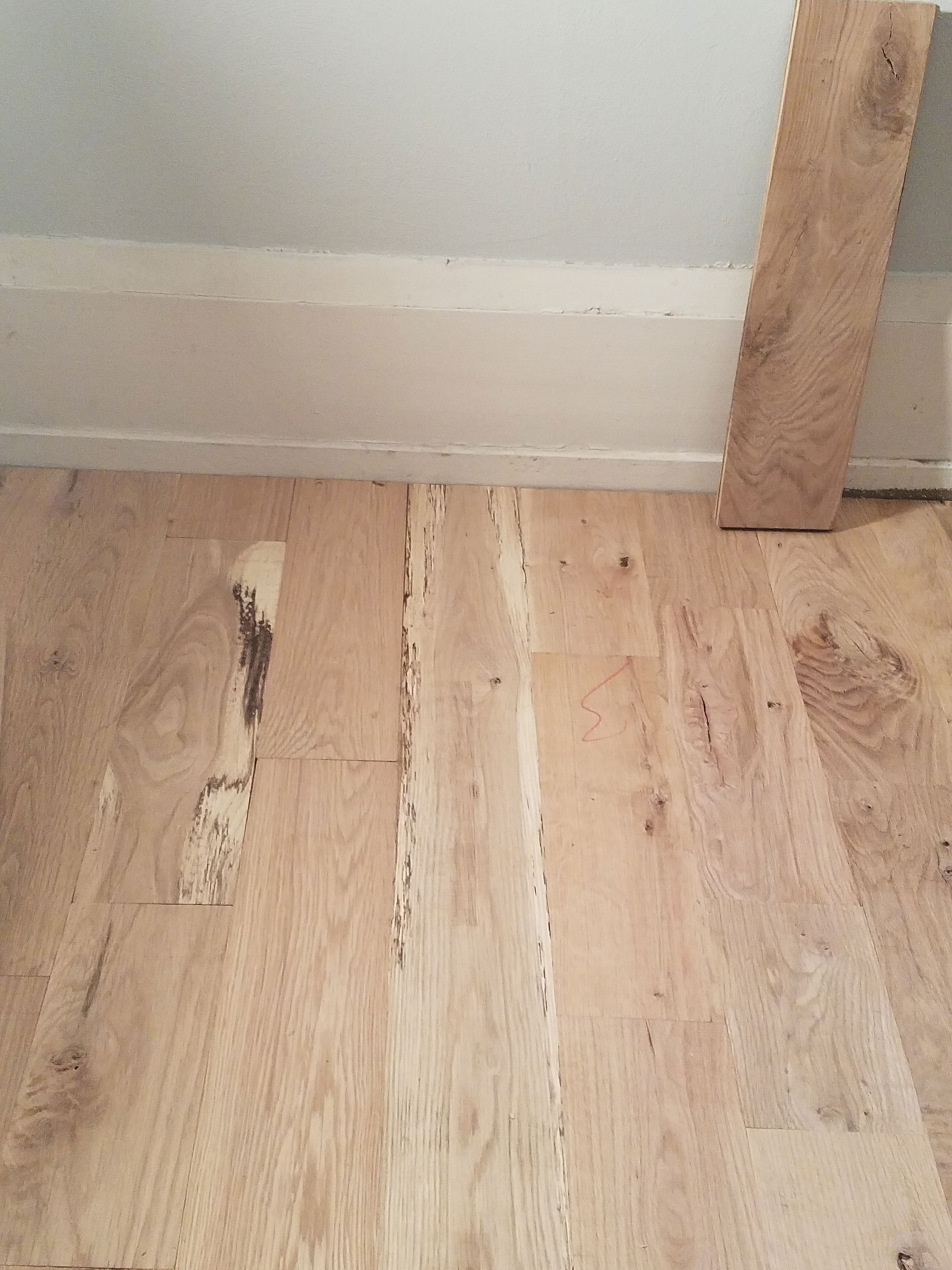 floor tour and home more white stain video flooring pin renovation upcoming hardwood the oak reveal a family floors demo weathered room of see duraseal refinished kitchen new