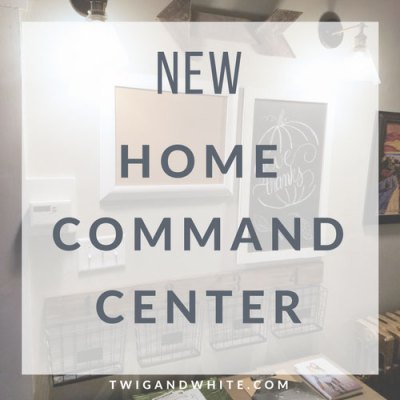 New Entry Hall Command Center