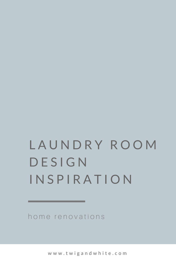 laundry room design inspiration